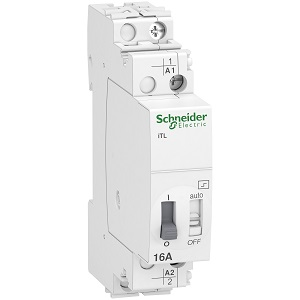 A9C30811  ,ACTI9 ITL16A 1NO 230/240VAC 110VDC 50-60