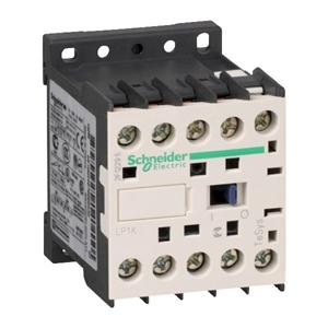 LP1K1210BD کنتاکتور12 آمپر3 پل ولتاژ ببین 24 ولت