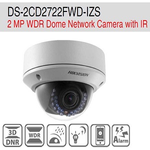 هایک ویژن Hikvision-DS-2CD2722FWD-IS