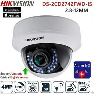 هایک ویژن Hikvision-DS-2CD2742FWD-IS