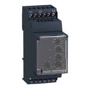 RM35TF30,MLTIFUNC PH CNTRL 220 480VA PHFAIL ROT