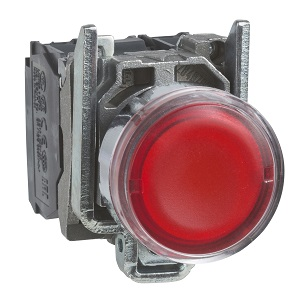XB4BW3465,ILLUMINATED PUSHBUTTON
