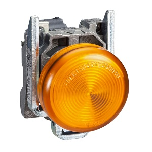 XB4BVB5,24 V LED PILOT LIGHT BODY