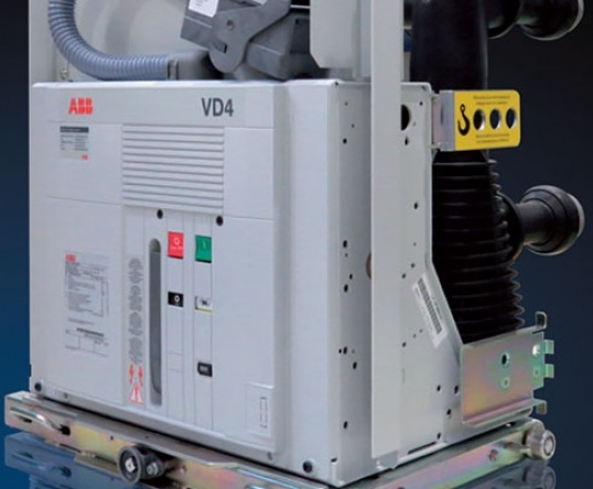 ABB VD4 12KV 630A کلید خلا وکیوم فشار متوسط فیکس
