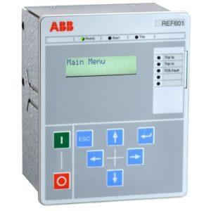 REF رله ABB REF601