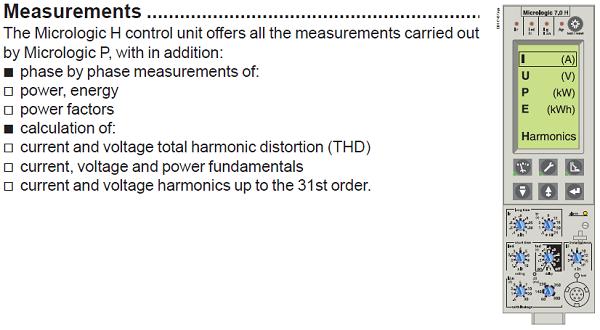 "اندازه گیری هارمونیک-Harmonic Meter ""H"""