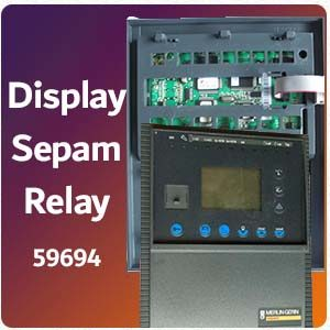 Sepam Display Kit  59694
