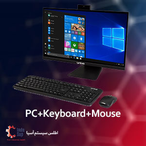 Asus PC + Keyboard +Mouse