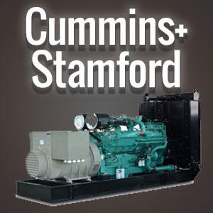 Stamford 1250 KVA Cummins Open Type