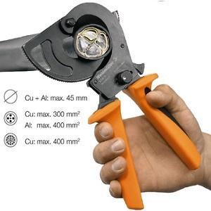 9202040000 ابزار قطع برش کابل مسی