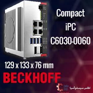 BECKHOFF iPC C6030-0060